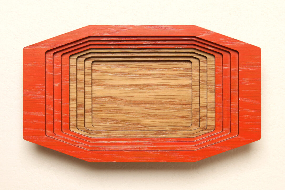 Orange Gradiant box