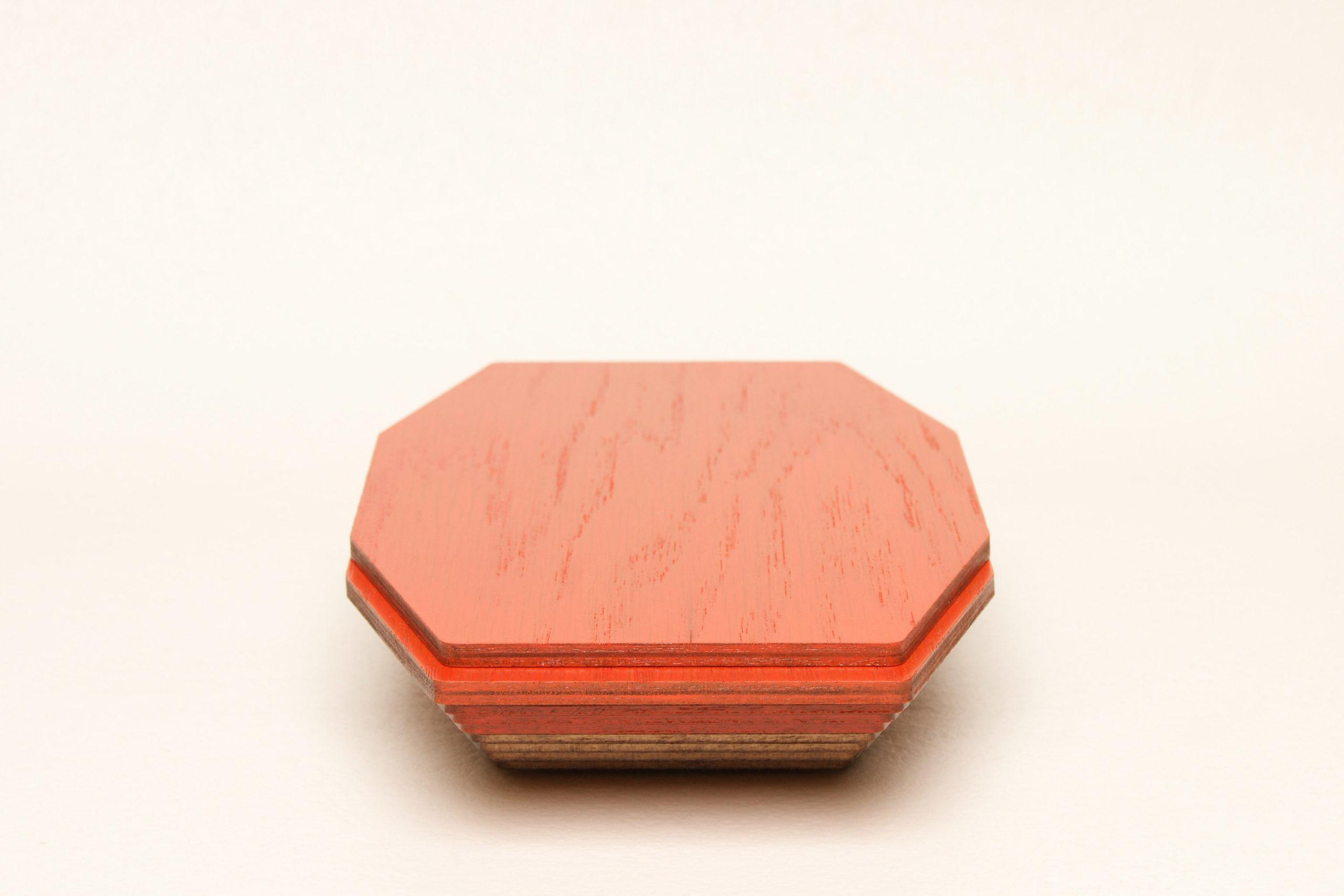 Coffret Gradiant orange