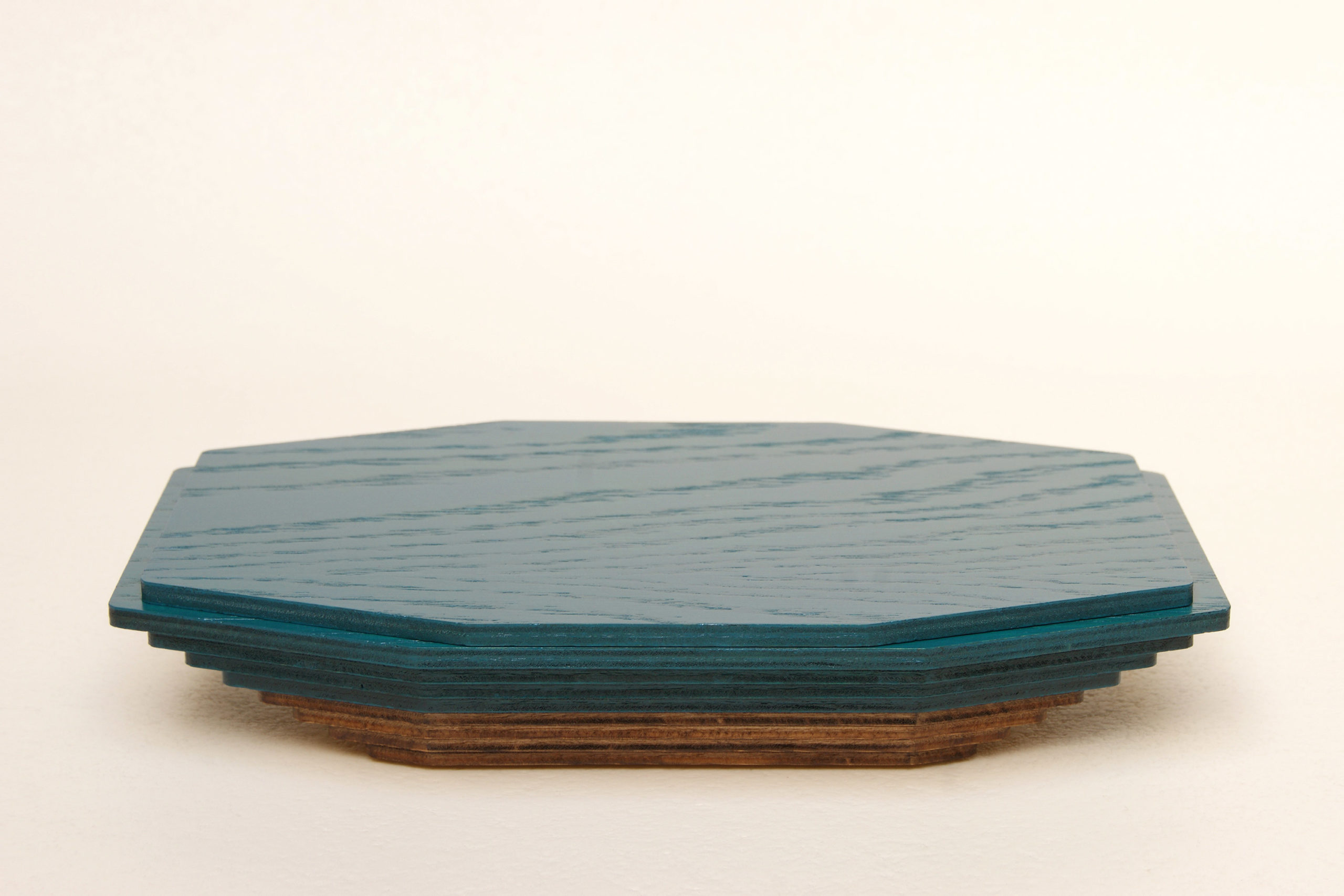 Coffret Gradiant bleu